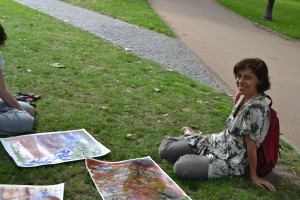 Nature Walk and Drawing in the Park @ Koeienweide | Amsterdam | Noord-Holland | Netherlands